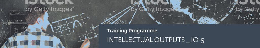 IO-5 LEARNING ENVIRONMENT